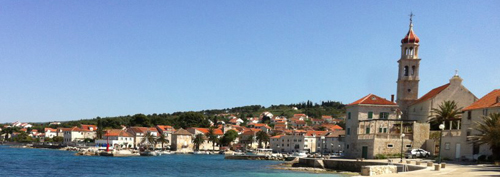 Brac in Croatia